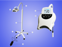 2017 new technology beauty lamp/ Most Powerful Teeth Whitening Lamps Laser Tooth