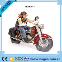 Handmade newly resin motorcycle model