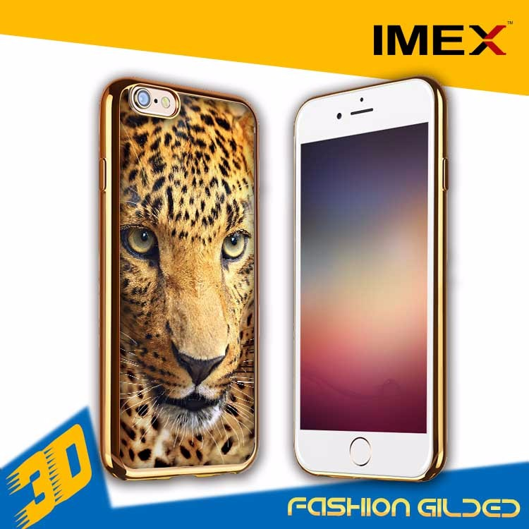 2017 Hot sale 3D flip phone case oem smartphone TPU case for LG Stylo 3 3d case mobile phone accessories