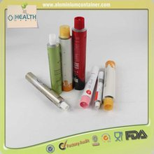 cheap aluminum Collapsible Tubes for sunscreen cream oil free