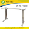 Alibaba express electric standing desk Sacramento height adjustable steel frame Omaha healthy office furniture