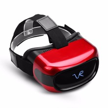 2016 Google Hot hd Video 3d Virtual Reality Box all in one Vr Glasses headset
