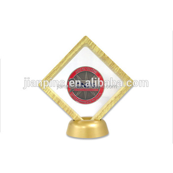 Newly Design Magical Film Medal Display Cases, Medal Display Stand