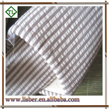 seersucker fabric wholesale / 100 cotton yarn dyed woven fabric