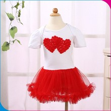 BS020901 Familiar In OEM ODM Factory Birthday Party Wear Hand Made Baby Girl Dress