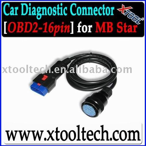 [16PIN for MB Star] Auto Diag Cable Set OBD2-16 Cable for MB Star