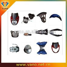 hot sell motorcycle atv scooter plastic body parts gy6