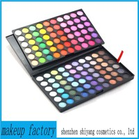 Matte double layer 120 color eyeshadow palette