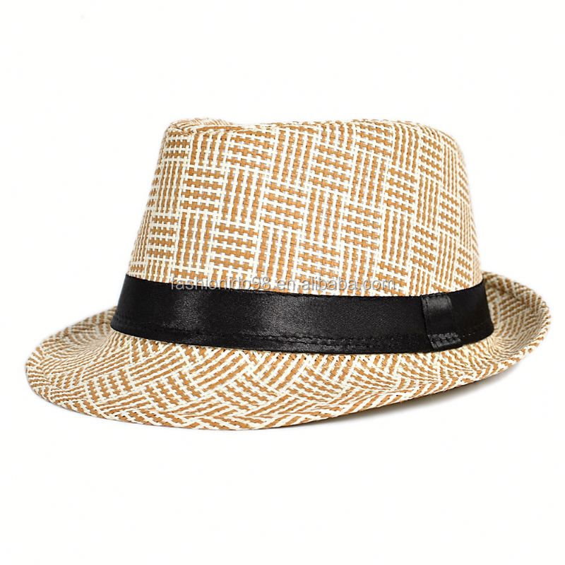Alibaba website sombrero Chapeau wholesale paper straw panama hat