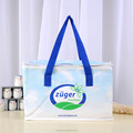 Customed non woven shopping cooler bag promotional bag