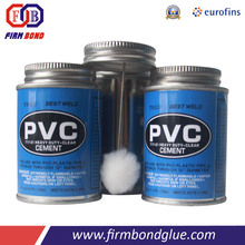 Quick Dry Sewage Pipe PVC Cement