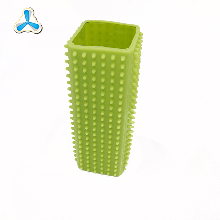 high quality pet hair <strong>remover</strong> brush silicone pet grooming tool