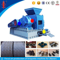 1-50T/H Output Coal Charcoal Square Briquette Making Machine Price