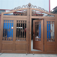 AJLY 602 Indian House Main Gate