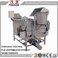 peanut, chips, broad bean, green bean,cashew nut frying machine/ fryer