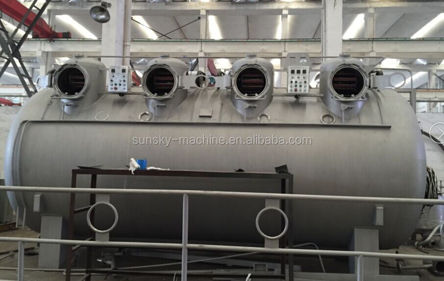 Knitted Fabric Inspection Machine fabric dyeing machine