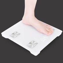 Original Mi Smart Body Fat Scale Body Composition Monitor With lcd Display Big Feet Pad Weighing Scale