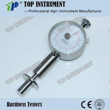 Portable Fruit Hardness Tester(GY-3) with factory price on sale