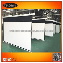 New design fixed curved screen of China National Standard