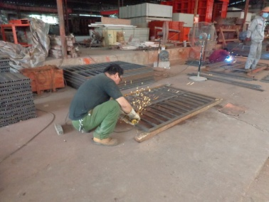 Polishing (EPS Energy Saving Board Machinery)