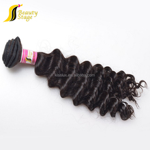 High qulity top grade 6A 100% unprocessed virgin remy malaysian hair weave loose wave