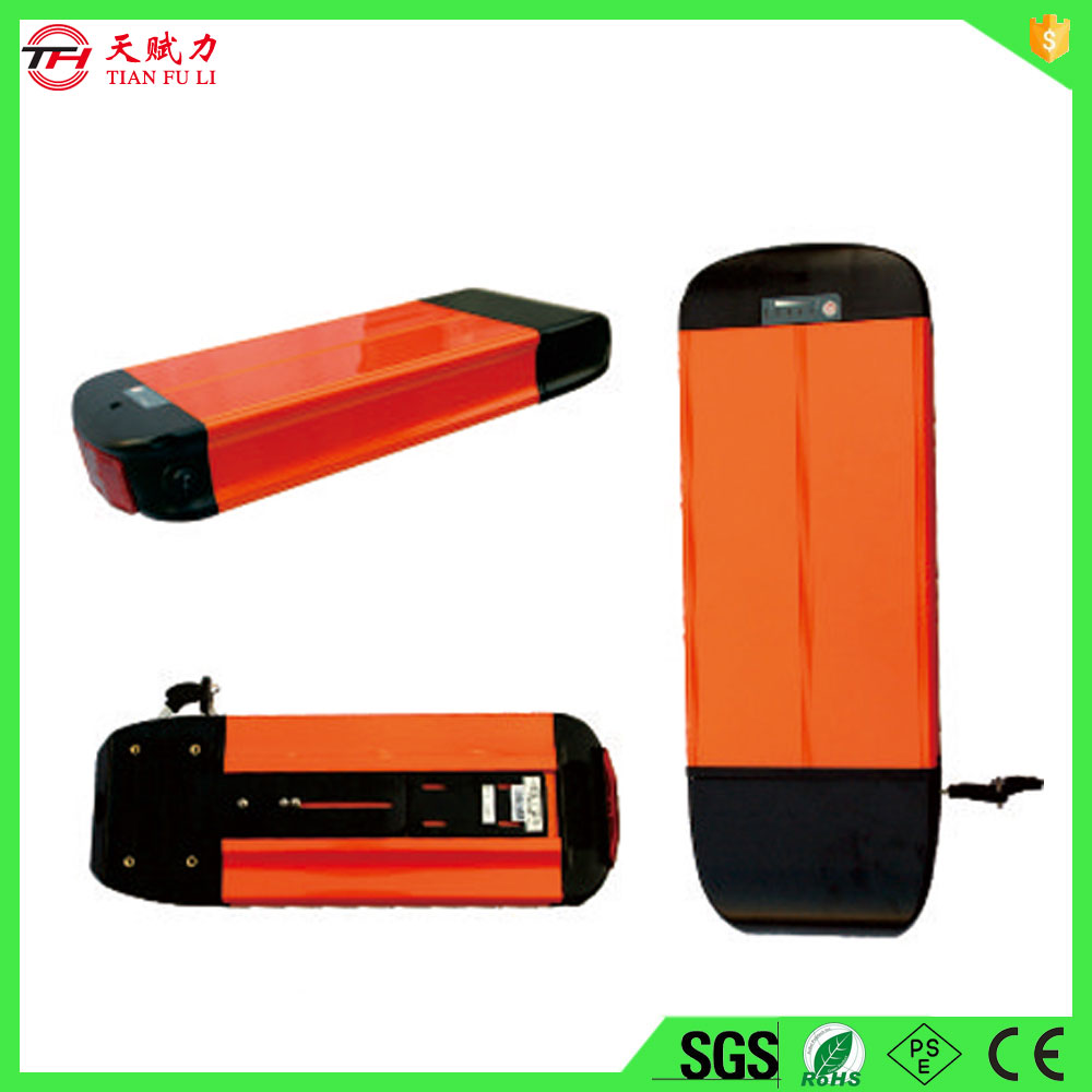 factory price for electric bike battery pack 36v10ah with good quality