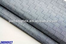 Yarn dyed double cloth check fabric in TC