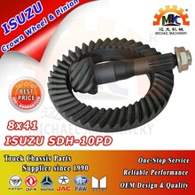 Oem Truck 8X41 Drive Crown Wheel AND Pinion Gear Bevel Gear