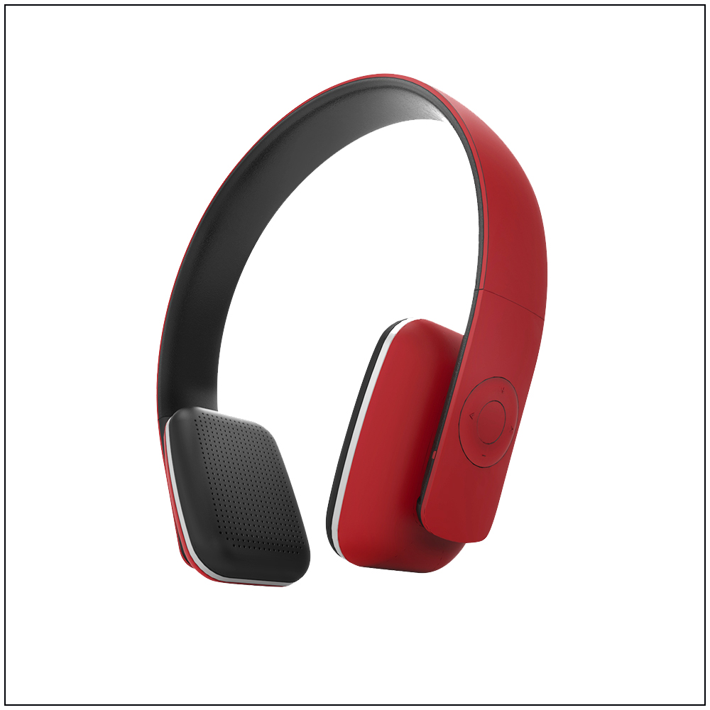 China supplier wireless bluetooth headset battery free sample headphones