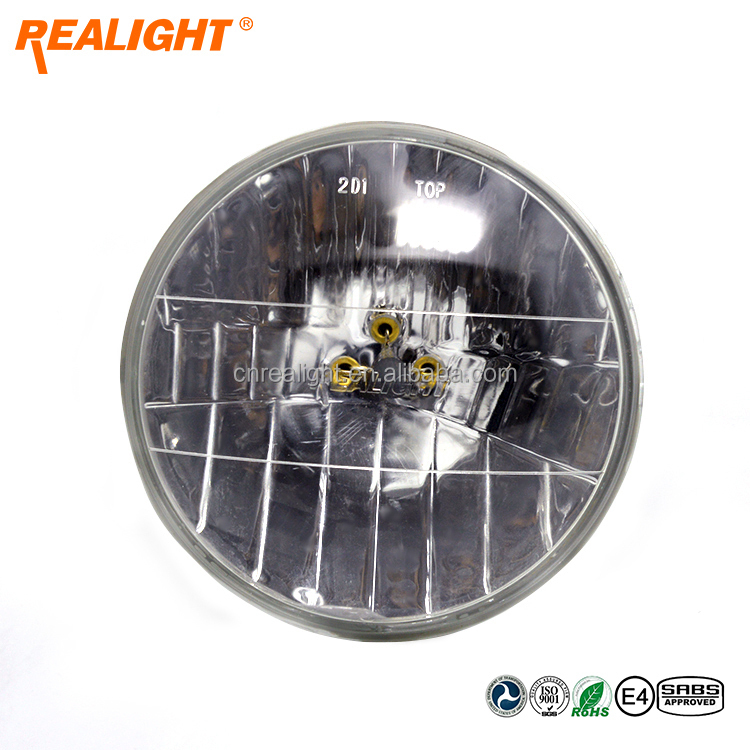 REALIGHT 5 Inch Round Trucks And Tractors Halogen Sealed Beam
