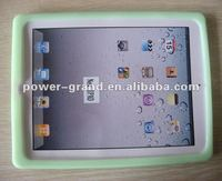 Glow in the dark silicone cover for Apple New Ipad 3, reliable quality, competitive price, we accept Paypal, Escrow