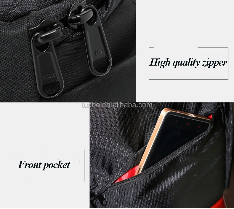 High quality waterproof dslr camera bag nylon camera backpack