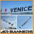 Various Advertising Airbanners