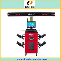 Auto diagnosis software precise tire alignment machine DS7