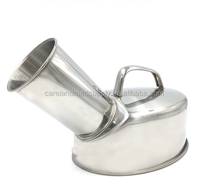 Autoclable Hospital Stainless Steel bottle Urine Container