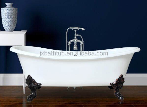 Metal bathtubs for soaking/Used cast iron bathtub