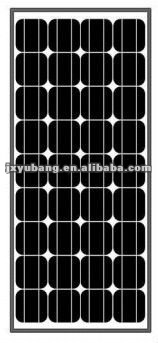 90w 12v solar panel solar module photovoltaic panel for caravan motor homes boats cars