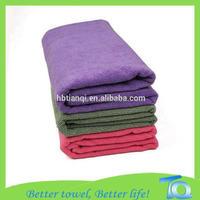 Microfiber water absorption nano hotel big bath towel, Soft home bath towel