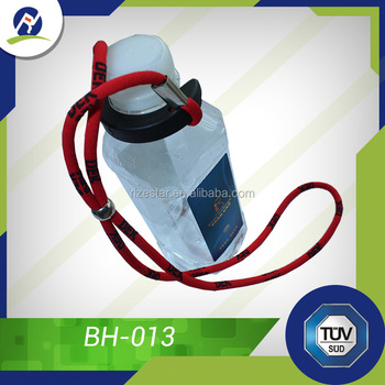 high quality tube bottle holder lanyards