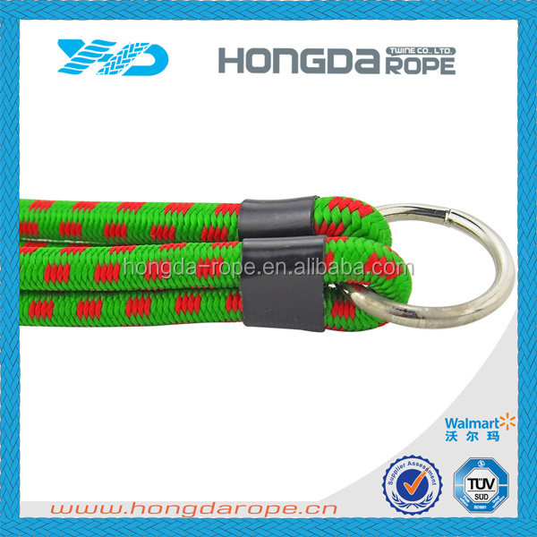 7mm elastic rope hook for packing