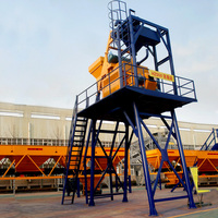 HZS30 concrete batching plant/concrete mixing station