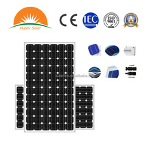 HOT SALE 255W MONO crystalline solar panel solar module with CE TUV EL test for solar system