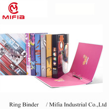 Hot Selling Office School Filing Document 2 Inch 3 Ring Binder
