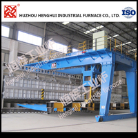 Hot type re-heating quench electric furnace,heat treatment furnace