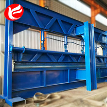 Profile hydraulic plate roll sheet metal bending rolling machine