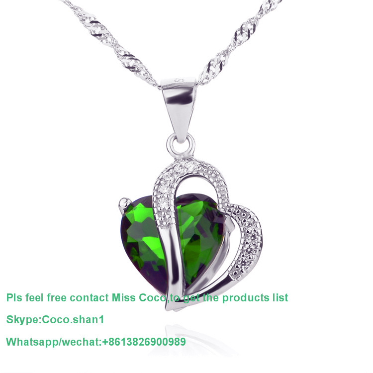 New product 2017 unique infinity necklace with good price many design welcome to ask Jewelry pendant list