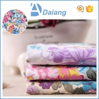High quality multicolor printed muslin calico poplin cotton fabric cambodia