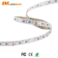 Factory 4in1 Color Addressable SMD5050 19.2W/M Flexible LED Strip