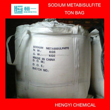 best price of sodium metabisulfite 97%min industry grade
