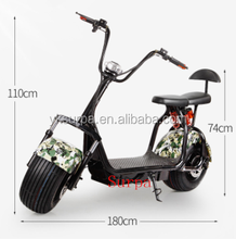 18*9.5inch citycoco electric scooter/cargo bike/ cheap e scooter/ truck